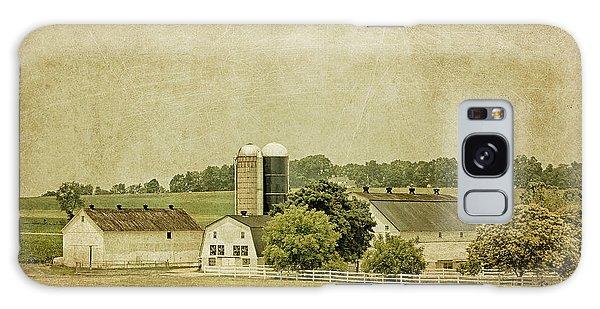 Rustic Farm - Barn Galaxy Case