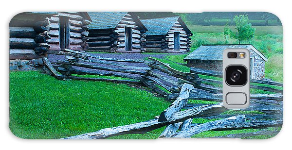Rustic Life Galaxy Case by Michael Porchik