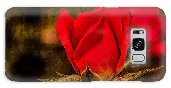 Rustic Rose  Galaxy Case
