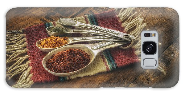 Woods Galaxy Case - Rustic Spices by Scott Norris