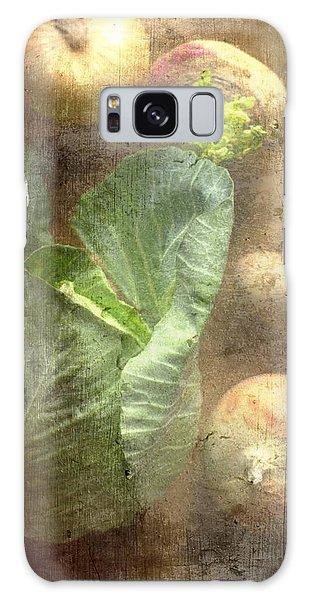 Rustic Vegetable Fruit Medley IIi Galaxy Case