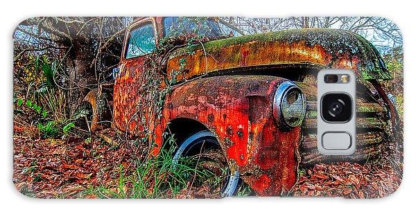 Rusty 1950 Chevrolet Galaxy Case