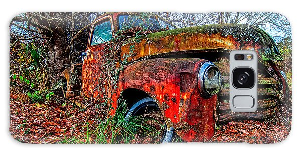 Rusty 1950 Chevrolet Galaxy Case by Andy Crawford