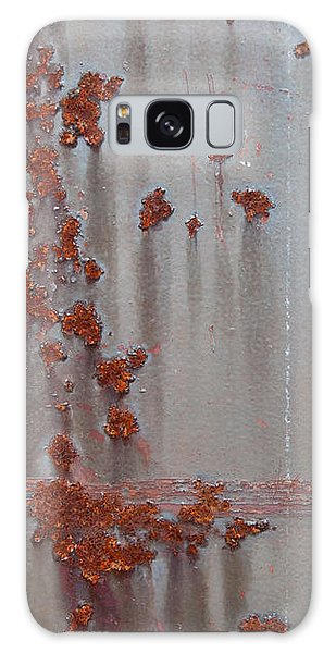 Rusty Abstract Galaxy Case