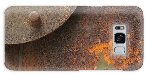 Rusty Abstraction Galaxy Case