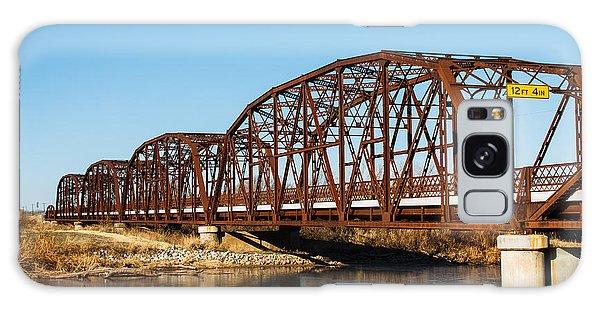 Rusty Bridge Galaxy Case