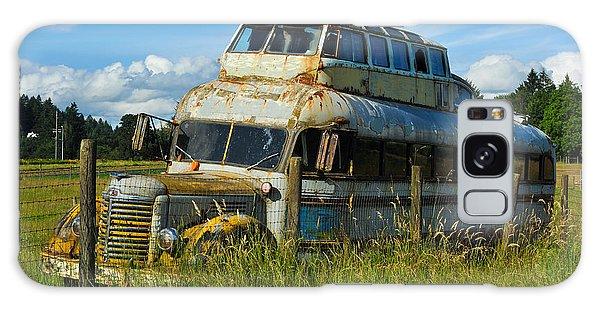 Rusty Bus Galaxy Case