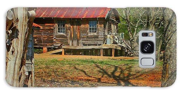 Rusty Cabin Galaxy Case