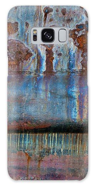 Rusty Steampunk Abstract Galaxy Case