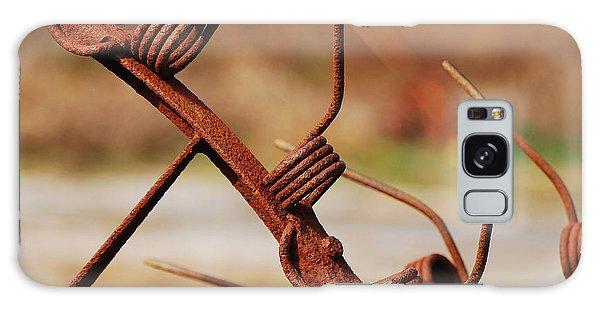 Rusty Tines Galaxy Case