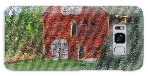 Ruth's Barn Galaxy Case
