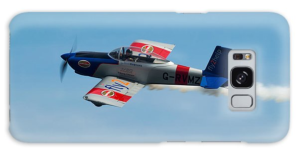 Galaxy Case featuring the photograph Rv8tors Flyby Wave by Scott Lyons