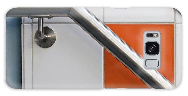 Handrail Galaxy Case - Rvs by Henk Van Maastricht