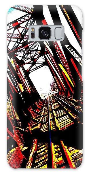 Rxr Bridge Polarized Galaxy Case
