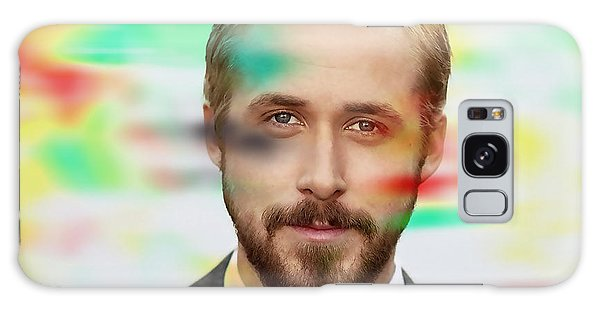 Gosling Galaxy Case - Ryan Gosling Painting by Marvin Blaine