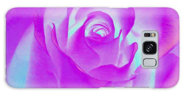 Sabattier Rose Galaxy Case