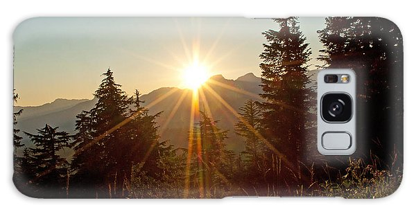 Sabbath Sunset Galaxy Case