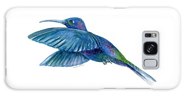 Sabrewing Hummingbird Galaxy Case