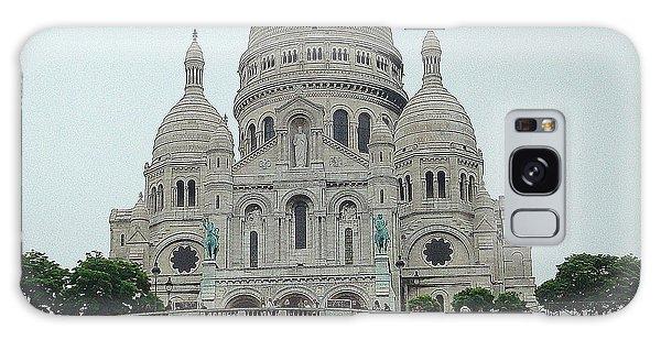 Sacre Coeur Basilica Galaxy Case