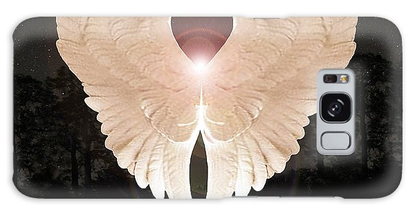 Sacred Angel Galaxy Case