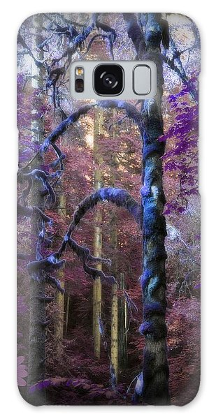 Sacred Forest Galaxy Case