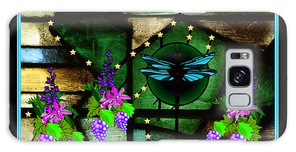 Sacred Garden Galaxy Case