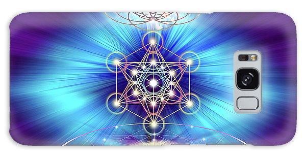 Sacred Geometry 30 Galaxy Case