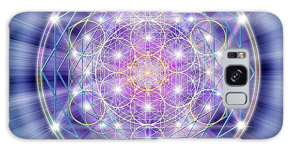 Sacred Geometry 46 Galaxy Case