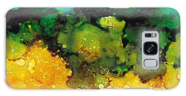 Sacred Wetlands Galaxy Case
