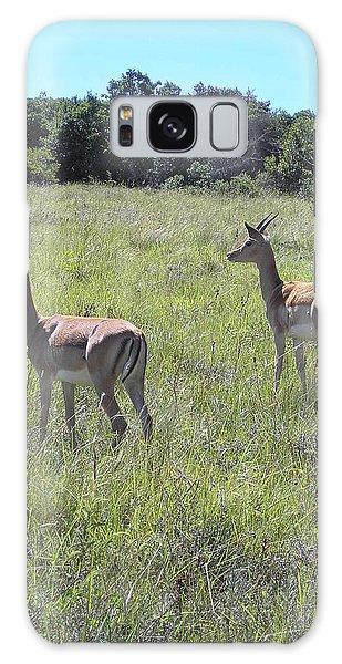 Safari Wildlife 2 Galaxy Case