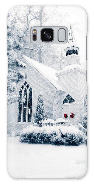 Historic Church Oella Maryland Usa Galaxy Case