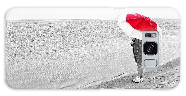 Safe Under The Umbrella Galaxy Case