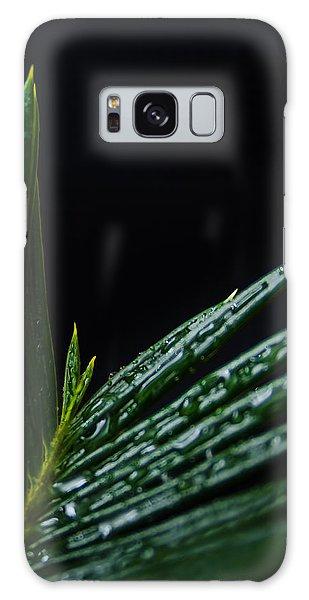 Sago Palm 2 Galaxy Case