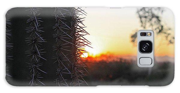 Sagurao Sunset Galaxy Case by Gary Kaylor