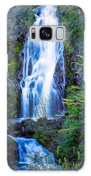 Sahalie Falls Galaxy Case