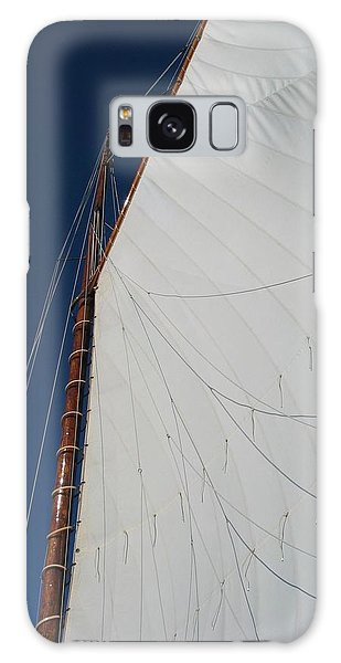 Sail Away With Me Galaxy Case by Photographic Arts And Design Studio