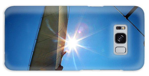 Sail Shine By Jan Marvin Studios Galaxy Case