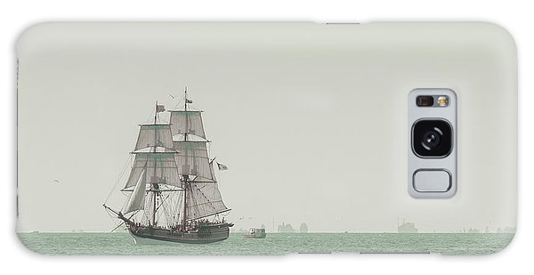 Boat Galaxy S8 Case - Sail Ship 1 by Lucid Mood
