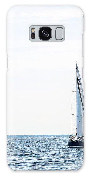 Sailboat Annapolis Galaxy Case