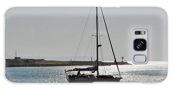 Sailboat Heading Home Galaxy Case