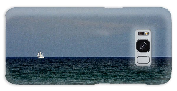 Sailboat Galaxy Case