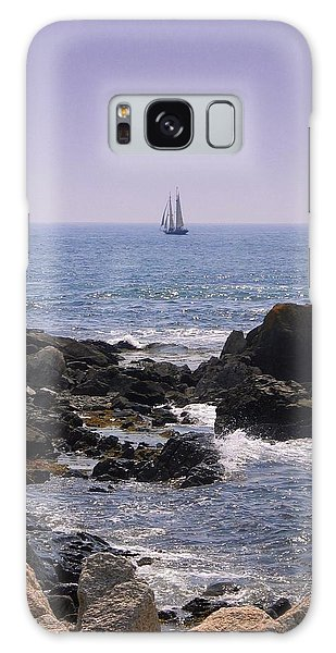 Sailboat - Maine Galaxy Case