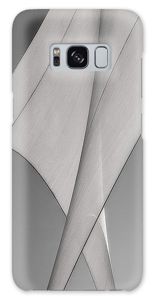 Sailcloth Abstract Number 3 Galaxy Case