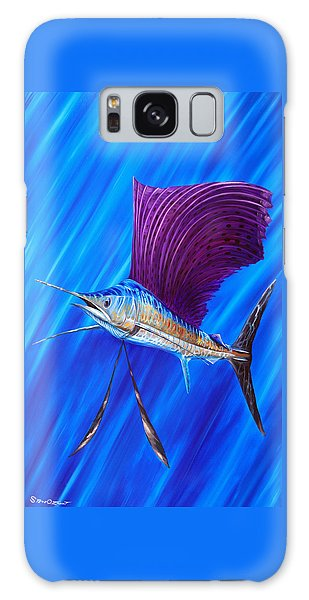 Sailfish Galaxy Case