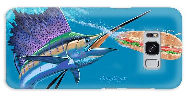 Reef Diving Galaxy Case - Sailfish Sub by Carey Chen