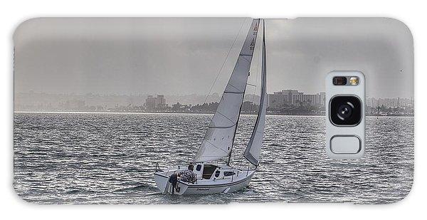 Sailing Bliss  Galaxy Case