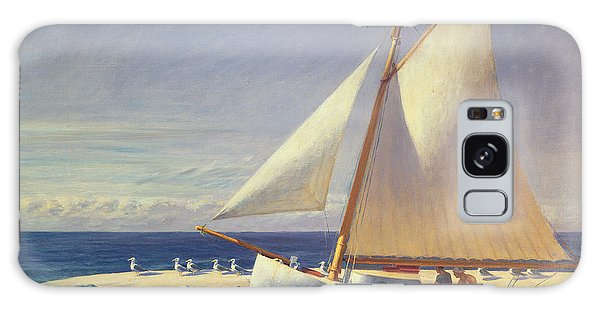 Boat Galaxy S8 Case - Sailing Boat by Edward Hopper