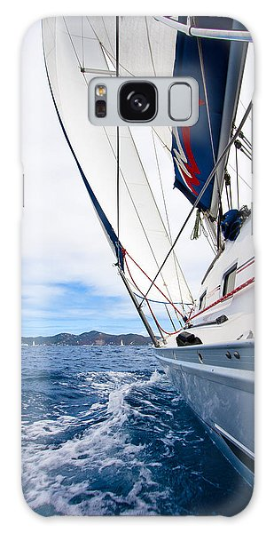 Sailing Bvi Galaxy Case