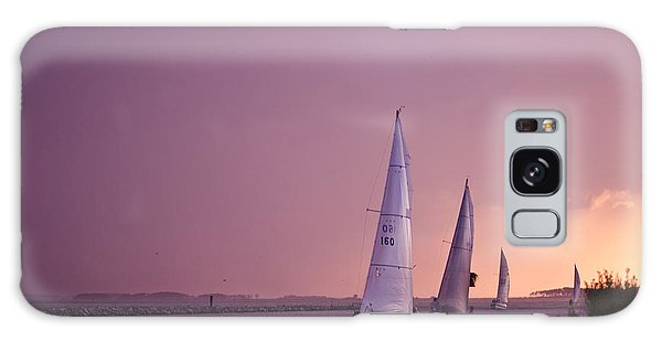 Sailing From The Sun Galaxy Case