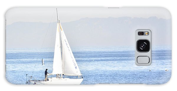 Sailing Peace Galaxy Case